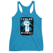 EVOLVE LADIES RACERBACK TANK