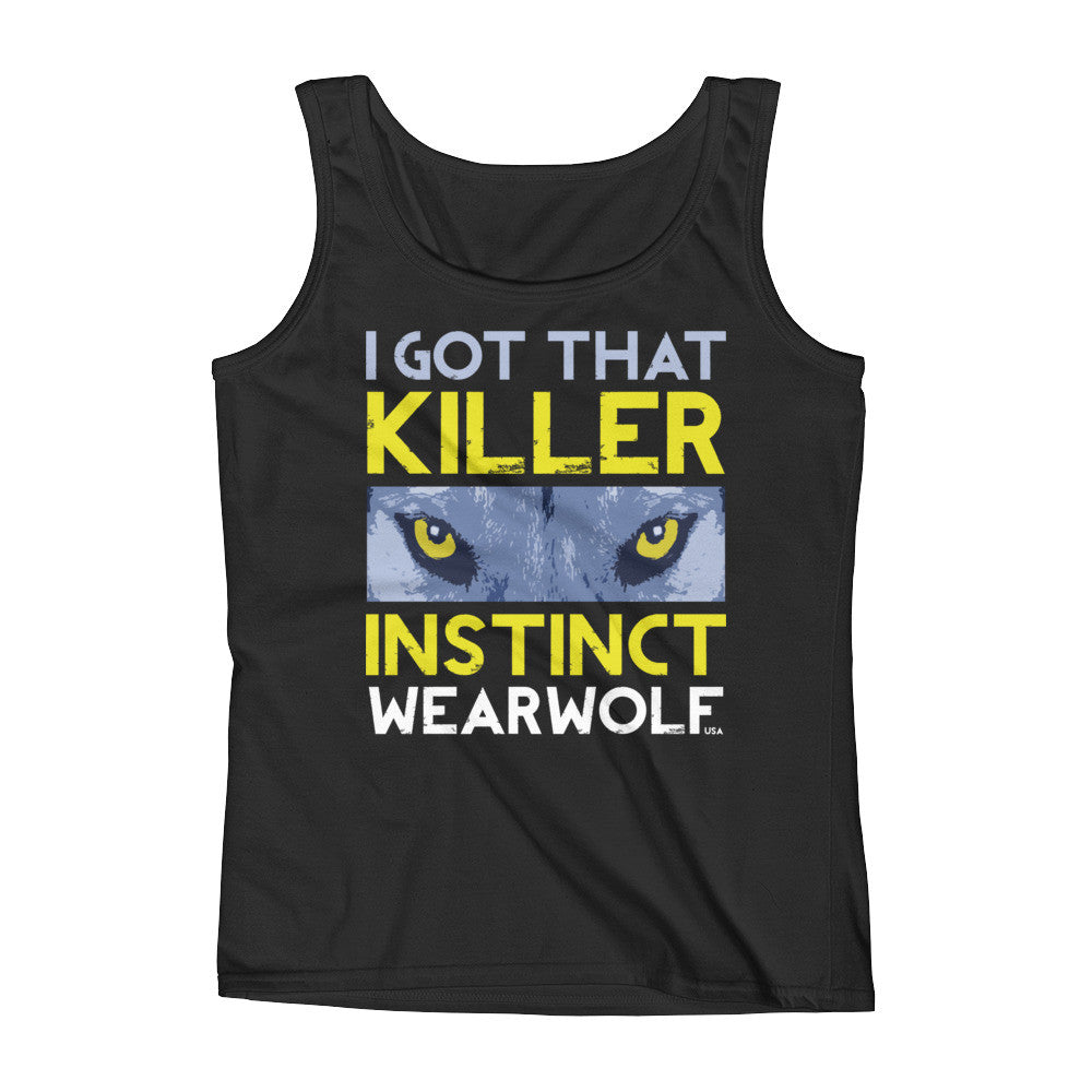 KILLER INSTINCT WOMEN'S TANK
