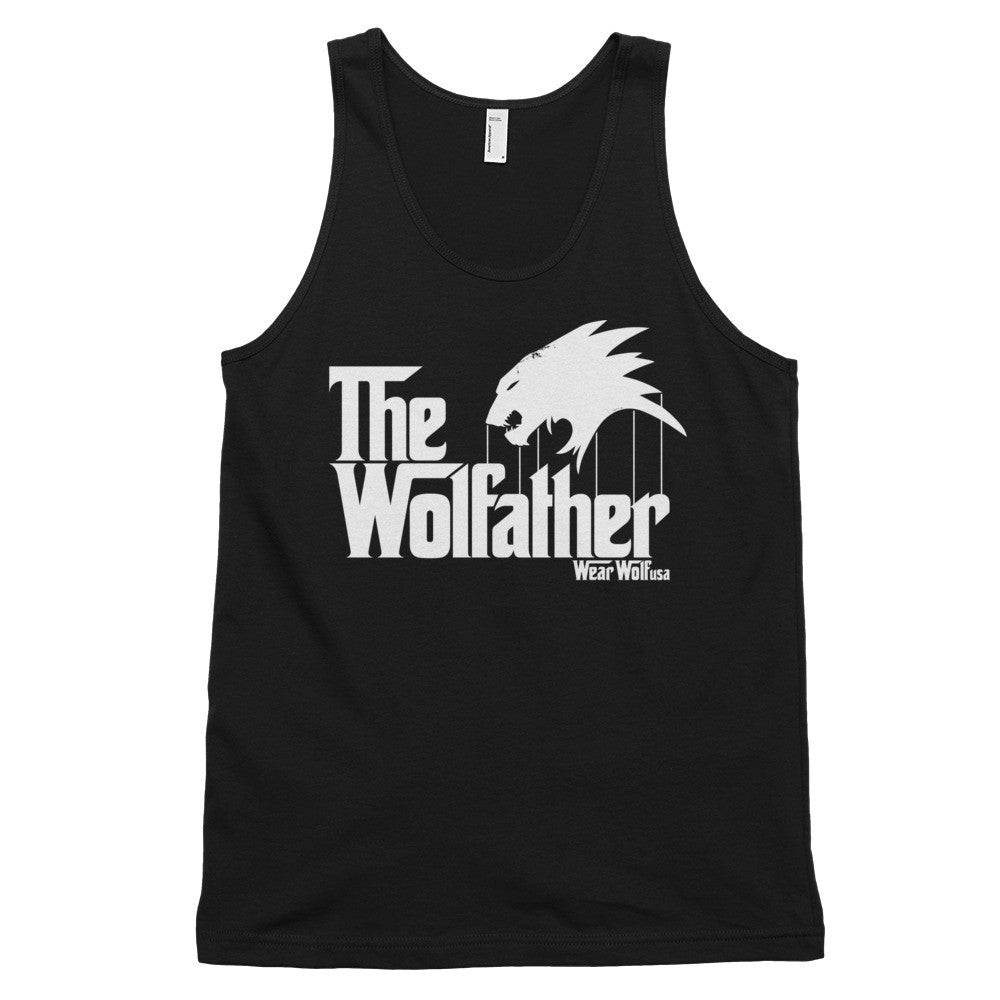 THE WOLFATHER UNISEX TANK