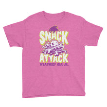 SNACK ATTACK YOUTH TEE