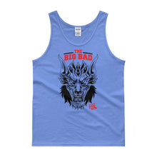 BIG BAD WOLF BLACK/RED TANK