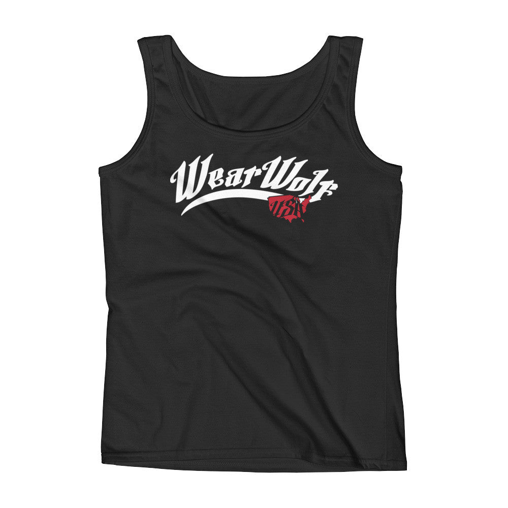 WEARWOLF USA WOMEN'S WICKED TANK