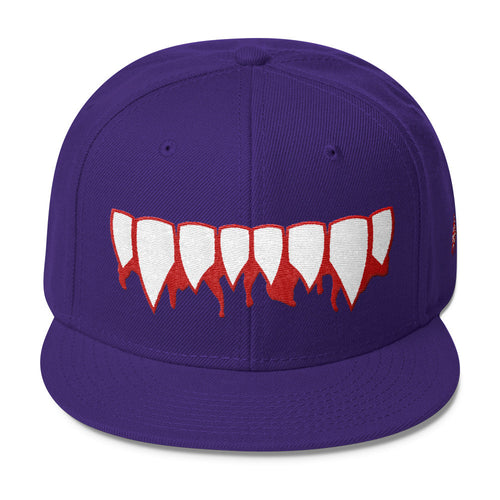 BLOOD LUST SNAPBACK