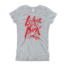 LEADER OF THE PACK GIRL CUB TEE