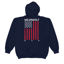 PATRIOT ZIP UP HOODIE