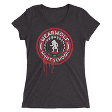 WOMEN'S WEARWOLF NIGHT SCHOOL [RED]