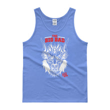 BIG BAD WOLF WHITE/RED TANK