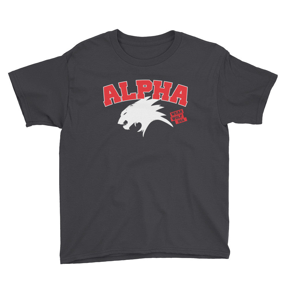 ALPHA YOUTH UNISEX TEE
