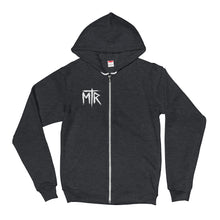 MTR TOOK YOUR HEART ZIP-HOODIE