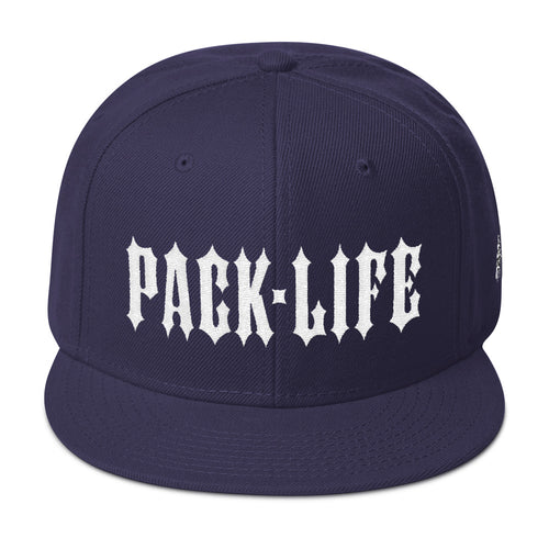 PACK-LIFE SNAPBACK