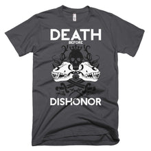 DEATH BEFORE DISHONOR TEE
