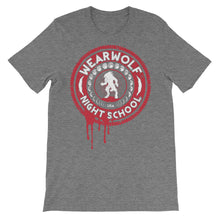 MEN'S WEARWOLF NIGHT SCHOOL [RED]