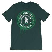 MEN'S WEARWOLF NIGHT SCHOOL [GREEN]