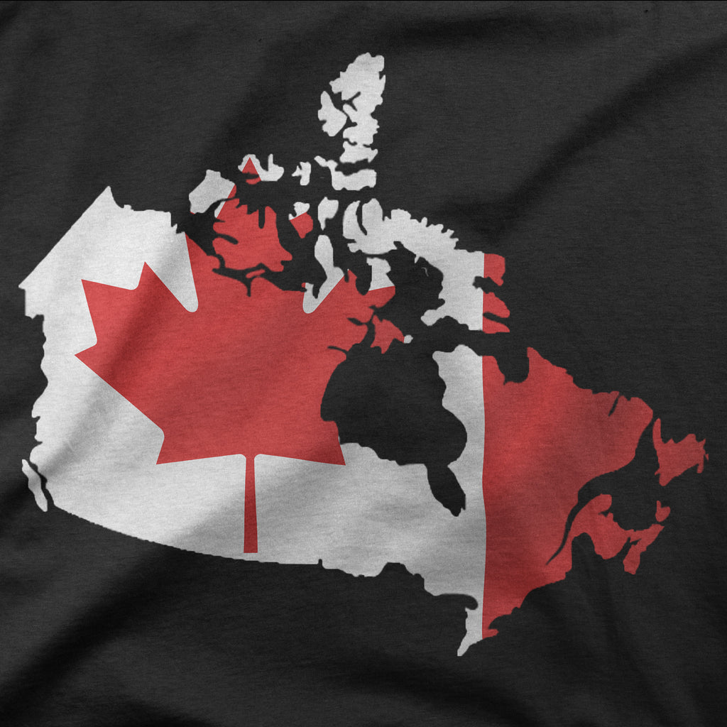 Canada Mens Ex Patriot T Shirt Design