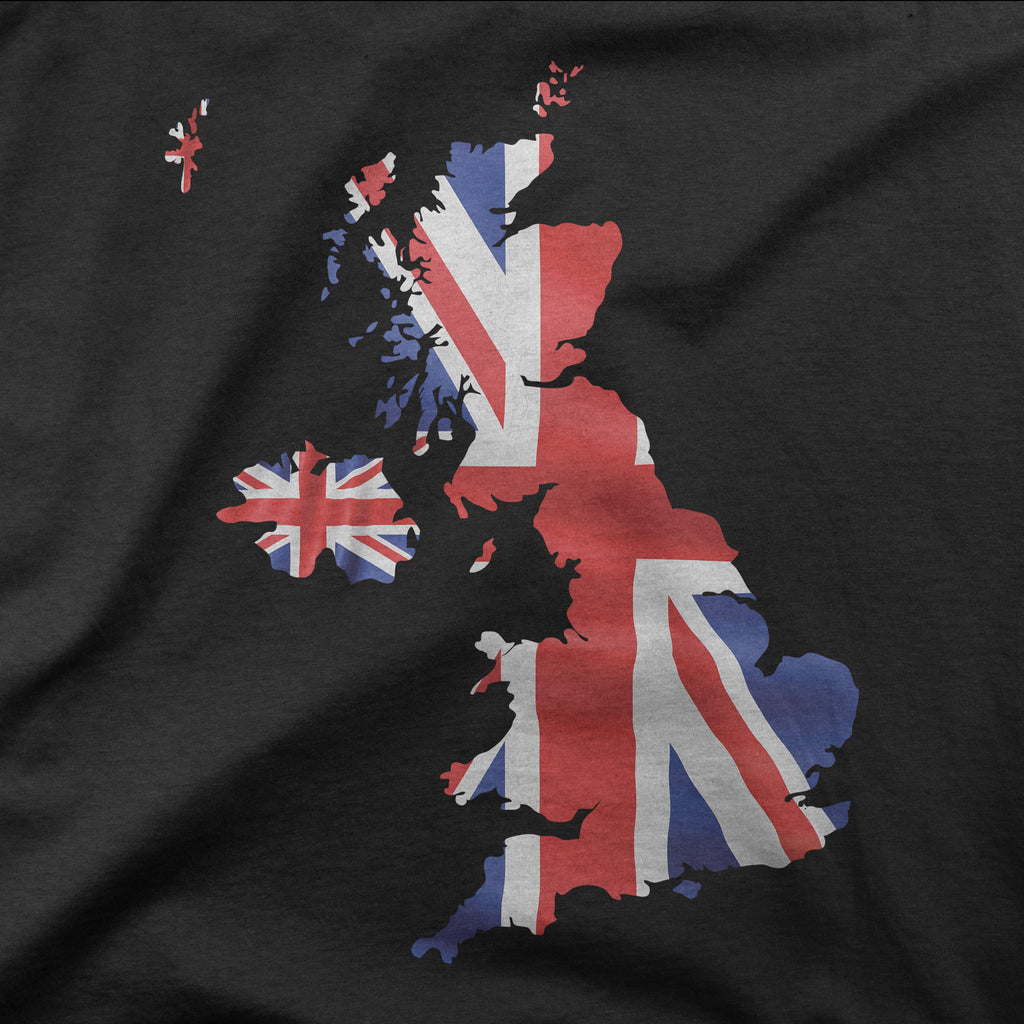 British Mens Ex Patriot T Shirt Design