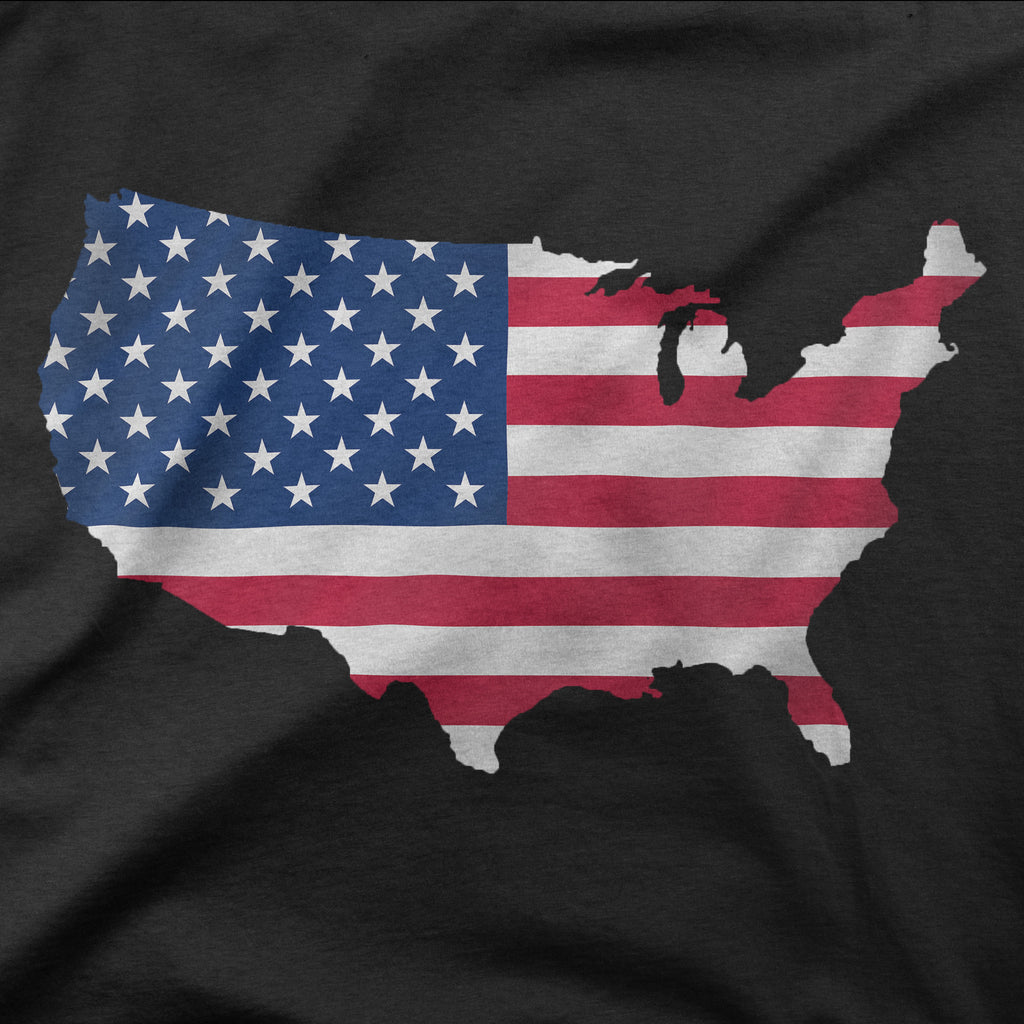 USA Men's Ex Patriot T Shirt Design