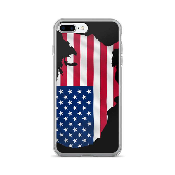 USA iPhone Case (iPhone 7/7 Plus)
