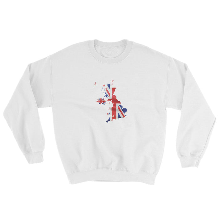 United Kingdom Crewneck Sweatshirt