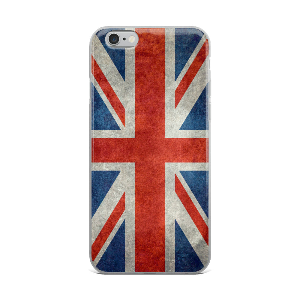 British iPhone Case (iPhone 5/5s/Se, 6/6s, 6/6s Plus)
