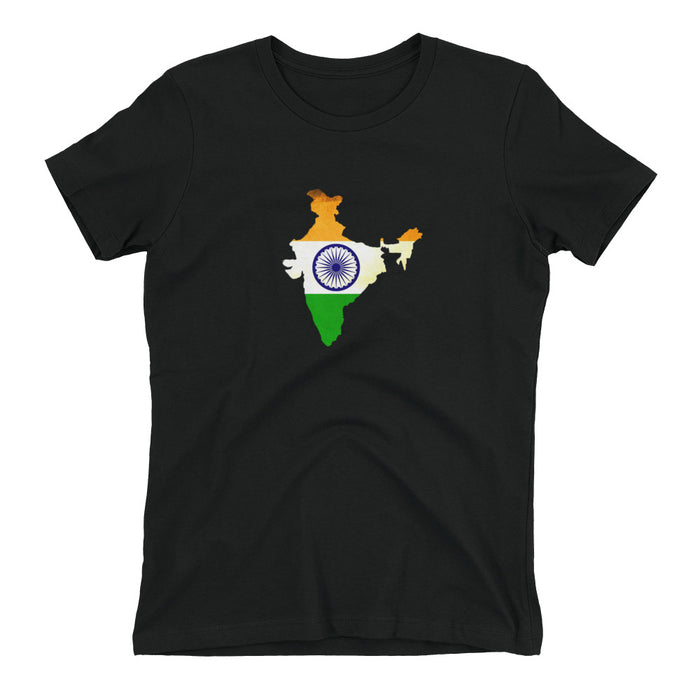 India Womens Ex Patriot T Shirt