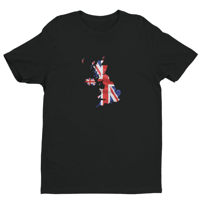 British Mens Ex Patriot T Shirt