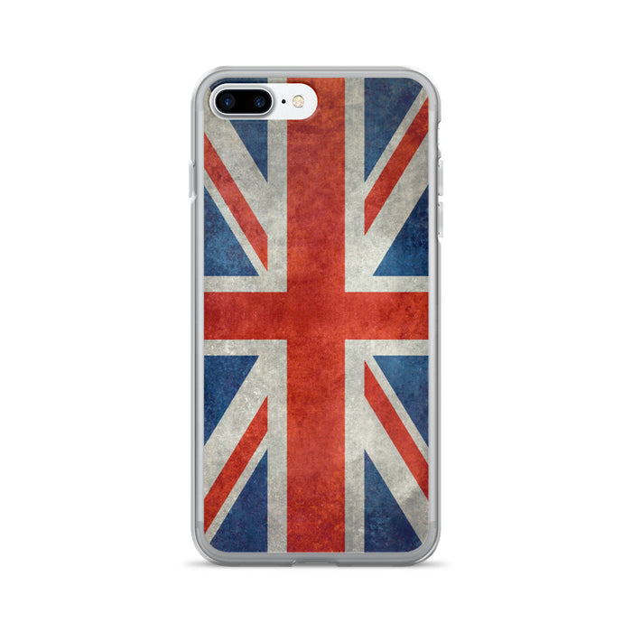 British iPhone 7 Plus Case