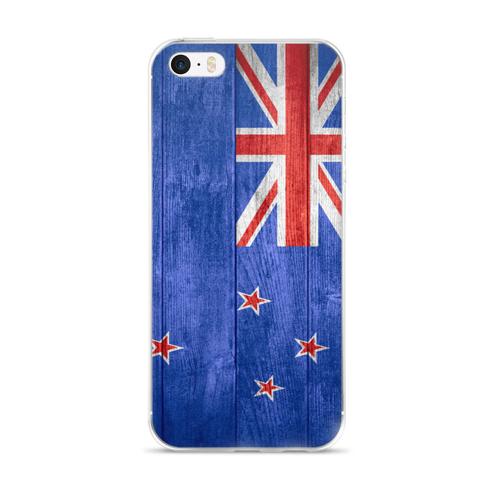New Zealand iPhone Case (iPhone 5/5s/Se, 6/6s, 6/6s Plus)