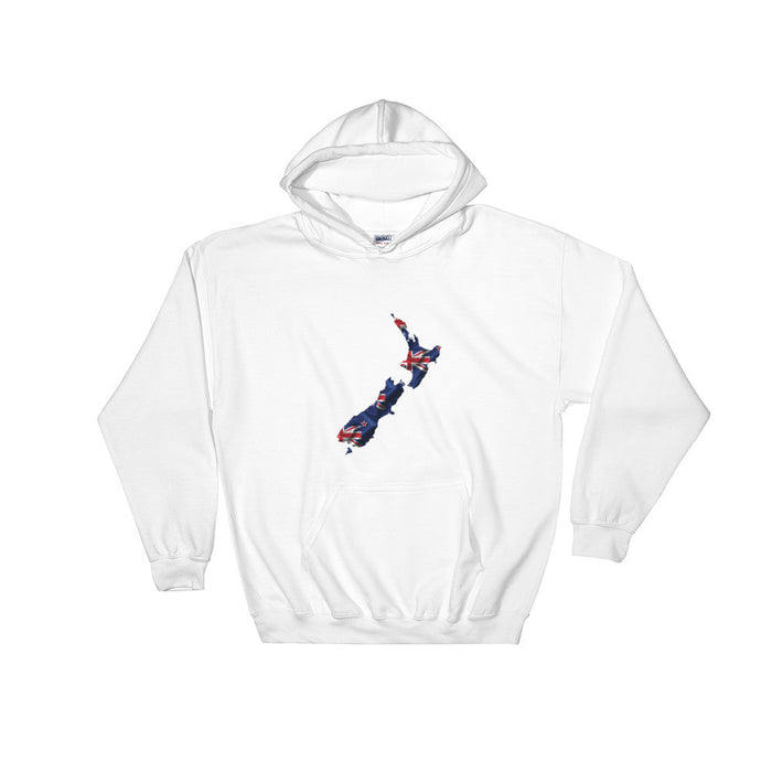New Zealand Unisex Ex Patriot Hoodie - Ex Patriot's Apparel