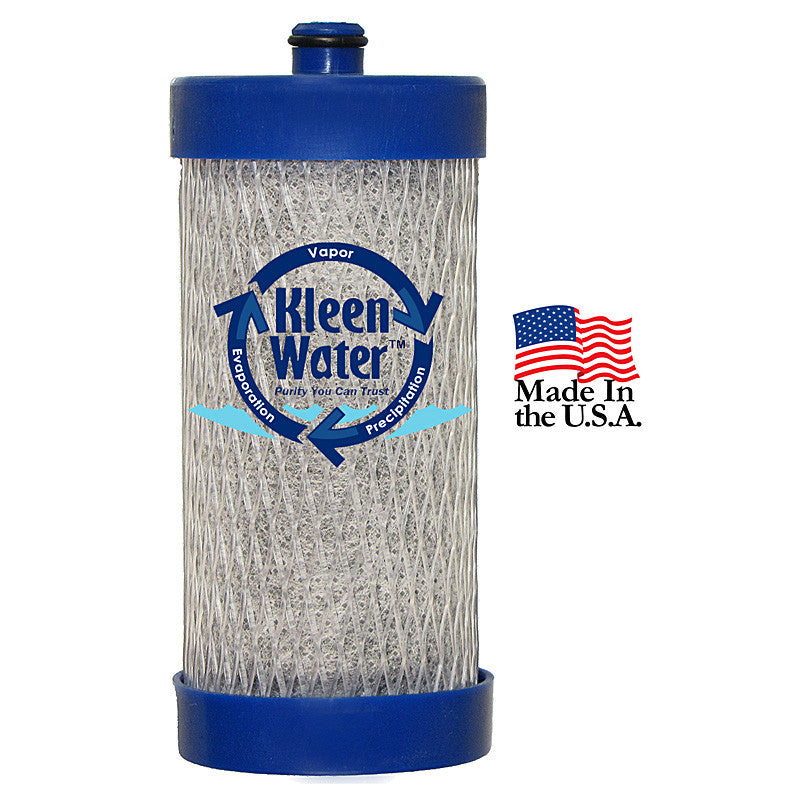 KleenWater KW-WF1CB Fridgidaire Replacement Water Filter Cartridge - RefrigeratorWaterFiltersUSA