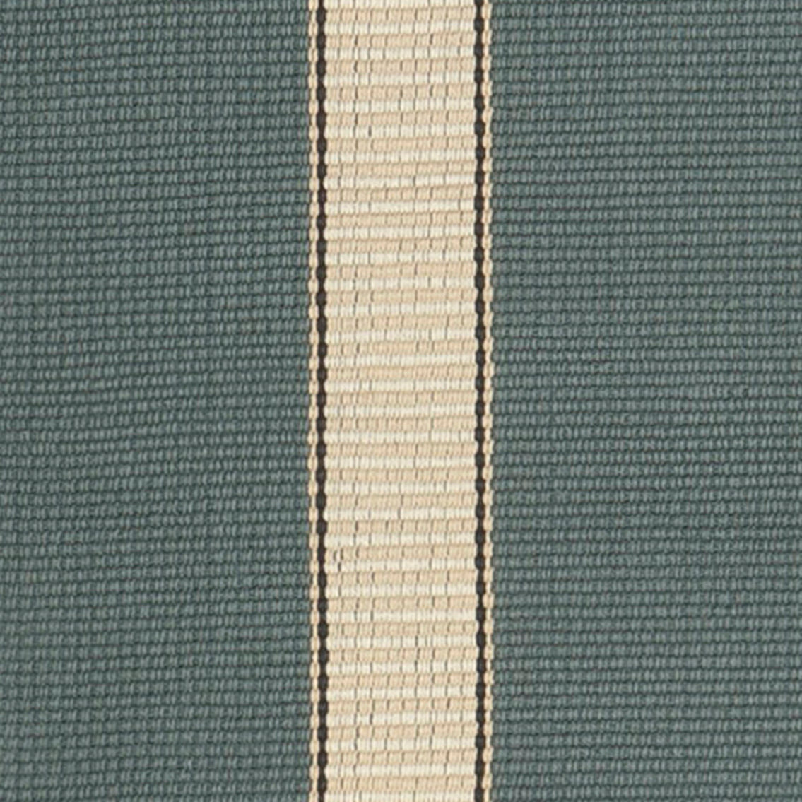 Pennsylvania Bars #1-A-6 features a natural stripe on blue background. Runners include one wide stripe on each side of the rug, while area rug sizes include two stripes per side. This very traditional design is a classic that never goes out of style.