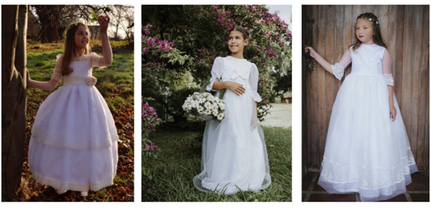 Designer Style for Your Daughter's Special Day