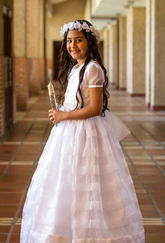 Anabelle Communion Dress