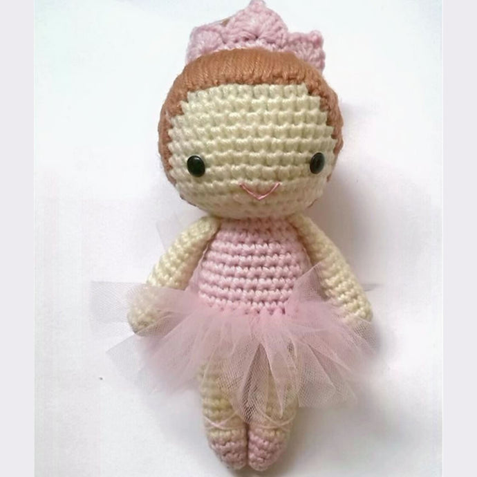 Amber the Ballerina Soft Toys - Bianca Miele London