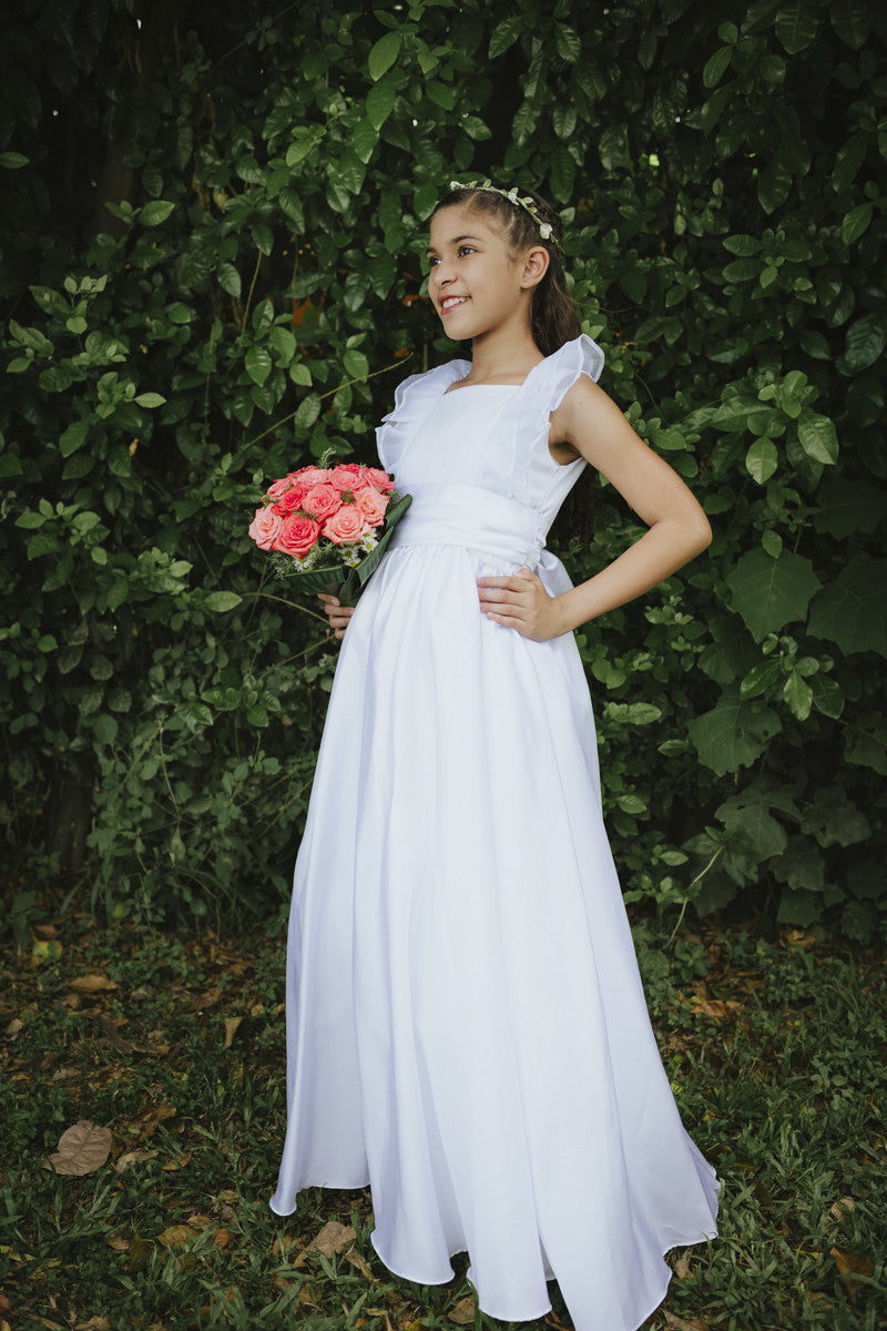 Monica Flower Girl Dress, Flower Girls Dresses, Bianca Miele London