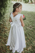 Load image into Gallery viewer, Monica Flower Girl Dress, Flower Girls Dresses, Bianca Miele London