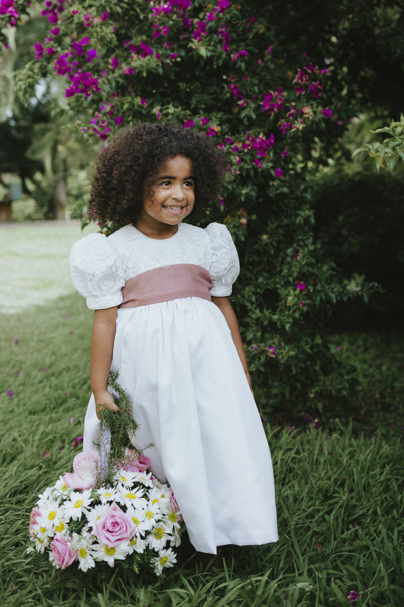 Sarah Flower Girl Dress, Flower Girls Dresses, Bianca Miele London