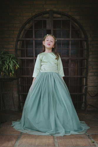 Daniela Flower Girl Dress Flower Girls Dresses - Bianca Miele London