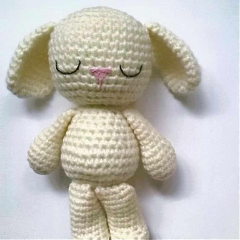 Cotton the lamb, Soft Toys, Bianca Miele London