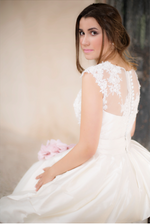 Load image into Gallery viewer, Amelie Wedding Dress, Wedding dress, Bianca Miele London