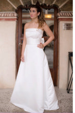 Victoria Wedding Dress wedding dress - Bianca Miele London