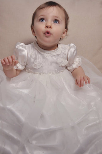 Dorothy Christening Gown Christening Gown - Bianca Miele London