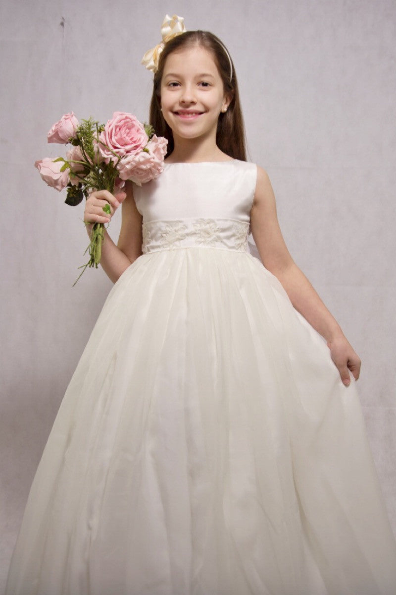 Valentina Flower Girl Dress, Flower Girls Dresses, Bianca Miele London