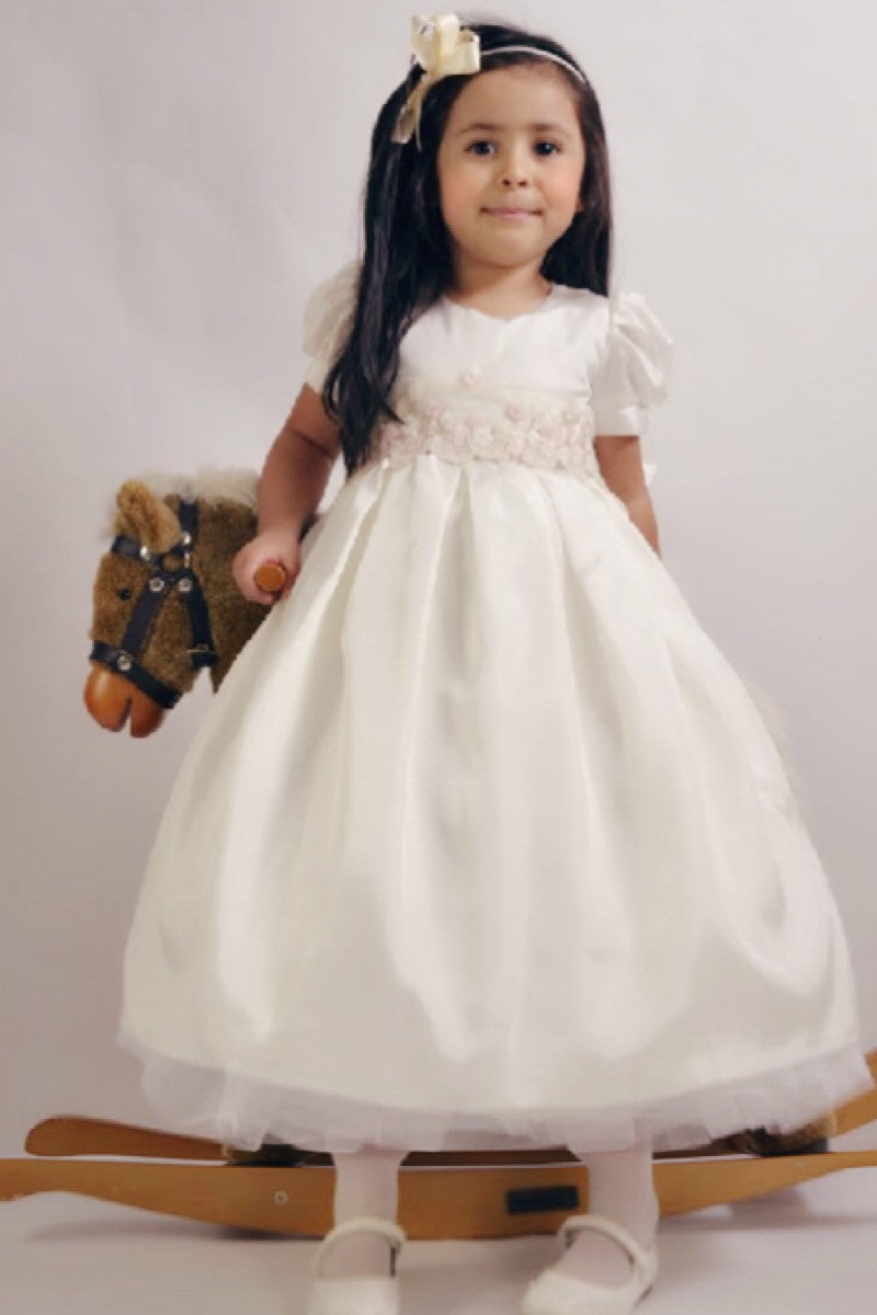 Leonor Flower Girl Dress Flower Girls Dresses - Bianca Miele London