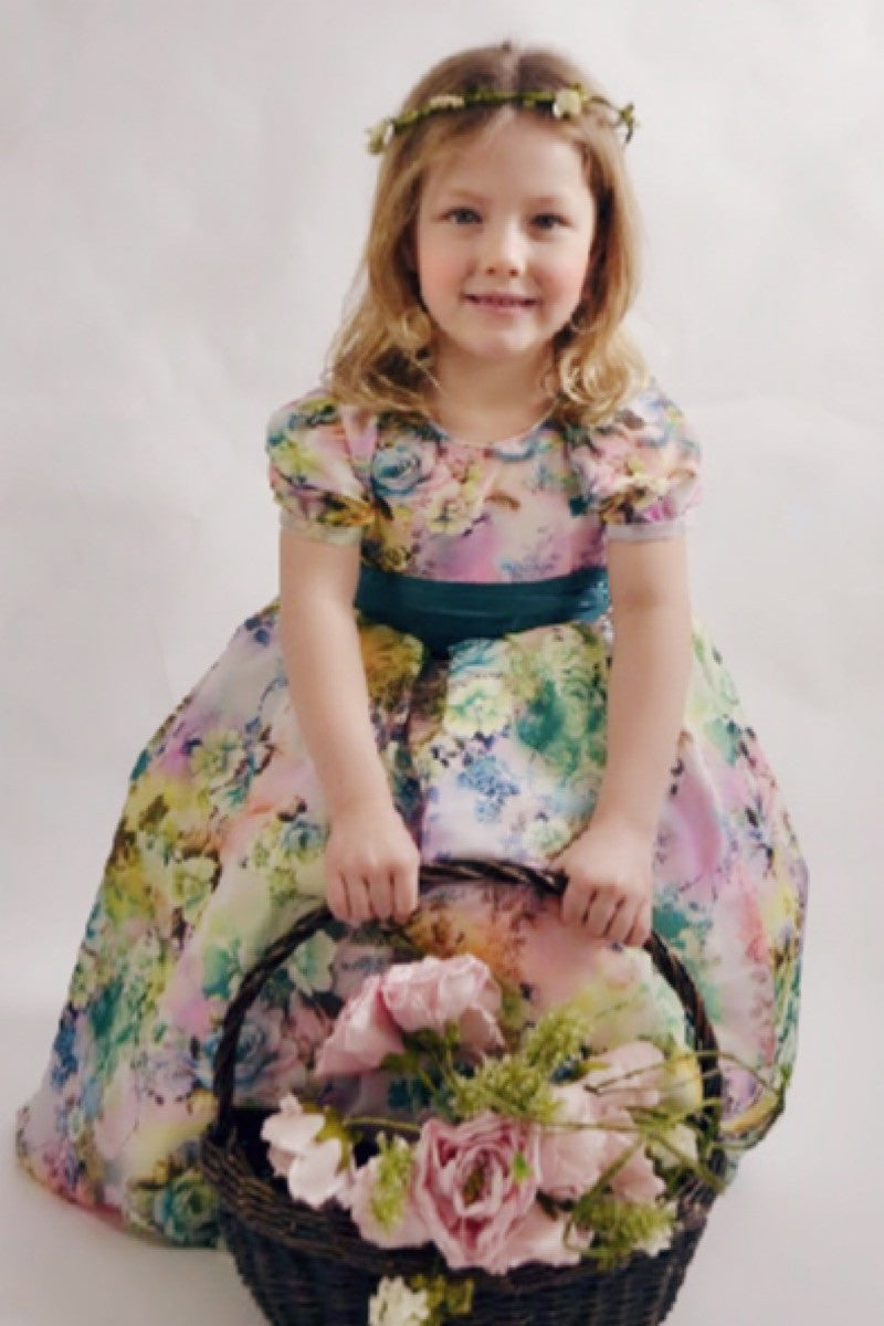 Mercedes Flower Girl Dress, Flower Girls Dresses, Bianca Miele London