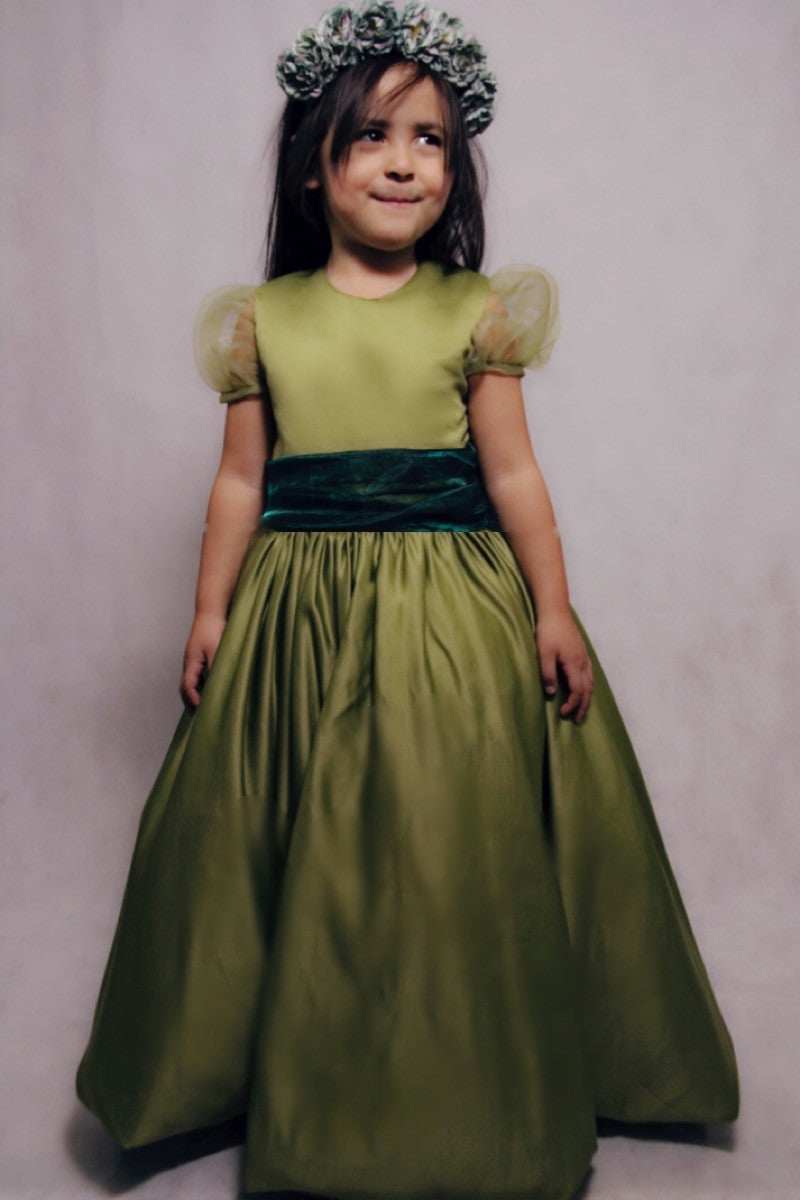 Lucciana Flower Girl Dress, Flower Girls Dresses, Bianca Miele London
