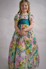 Load image into Gallery viewer, Mercedes Flower Girl Dress, Flower Girls Dresses, Bianca Miele London