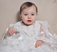 Adriana Christening Gown, Christening Gown, Bianca Miele London
