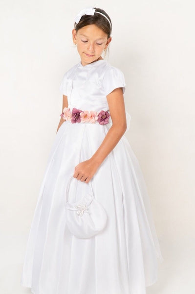 Ruby Holy Communion Dress