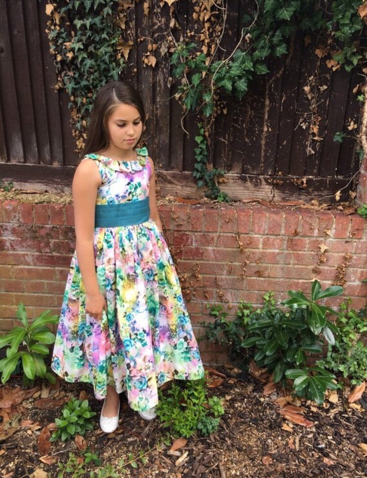 Fiorela Flower Girl Dress, Flower Girls Dresses, Bianca Miele London