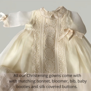 Ella Christening Gown/Dress